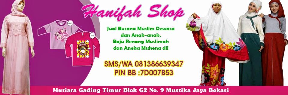 Grosir Baju Muslim,Mukena Anak,Jilbab, baju renang dengan harga murah dan model Terbaru