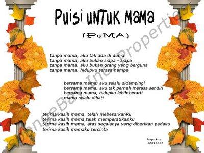 Puisi Ibu