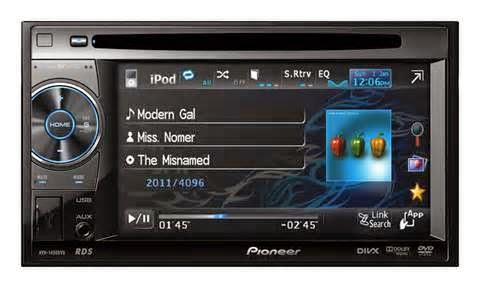 Audio Mobil Pioneer