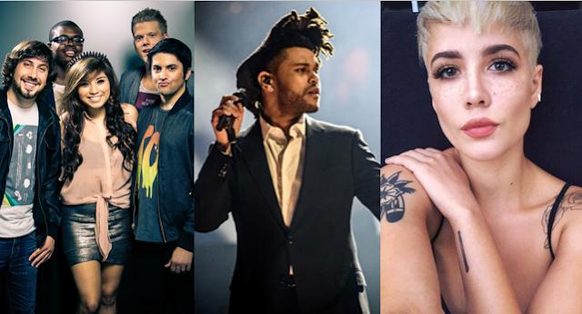 Forbes publica lista de los 30 artistas con menos de 30 años más poderosos del momento.