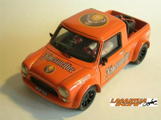 Mini Cooper Pick-Up - Realización