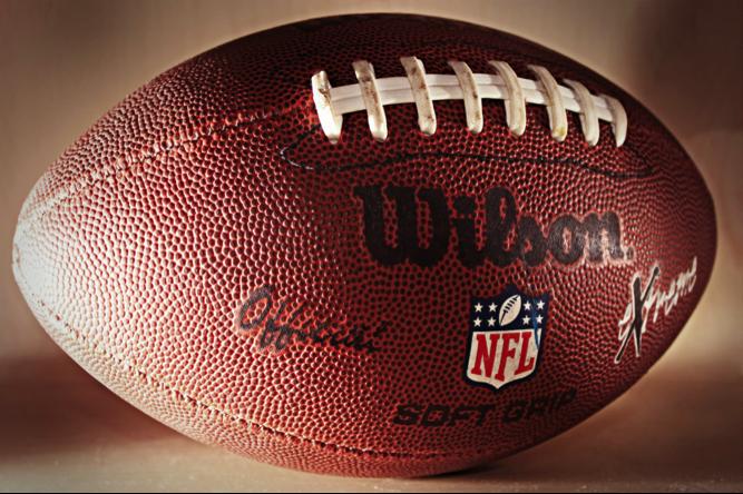Balón de fútbol americano Descargar Vectores gratis