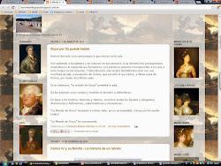 Blog La Mirada de Goya