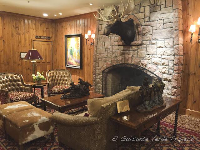 The Wort Hotel, por El Guisante Verde Project - Jackson, Wyoming