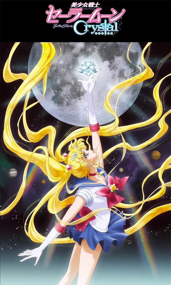 Sailor Moon Cristal, Actu Japanime, Japanime, Toei Animation,