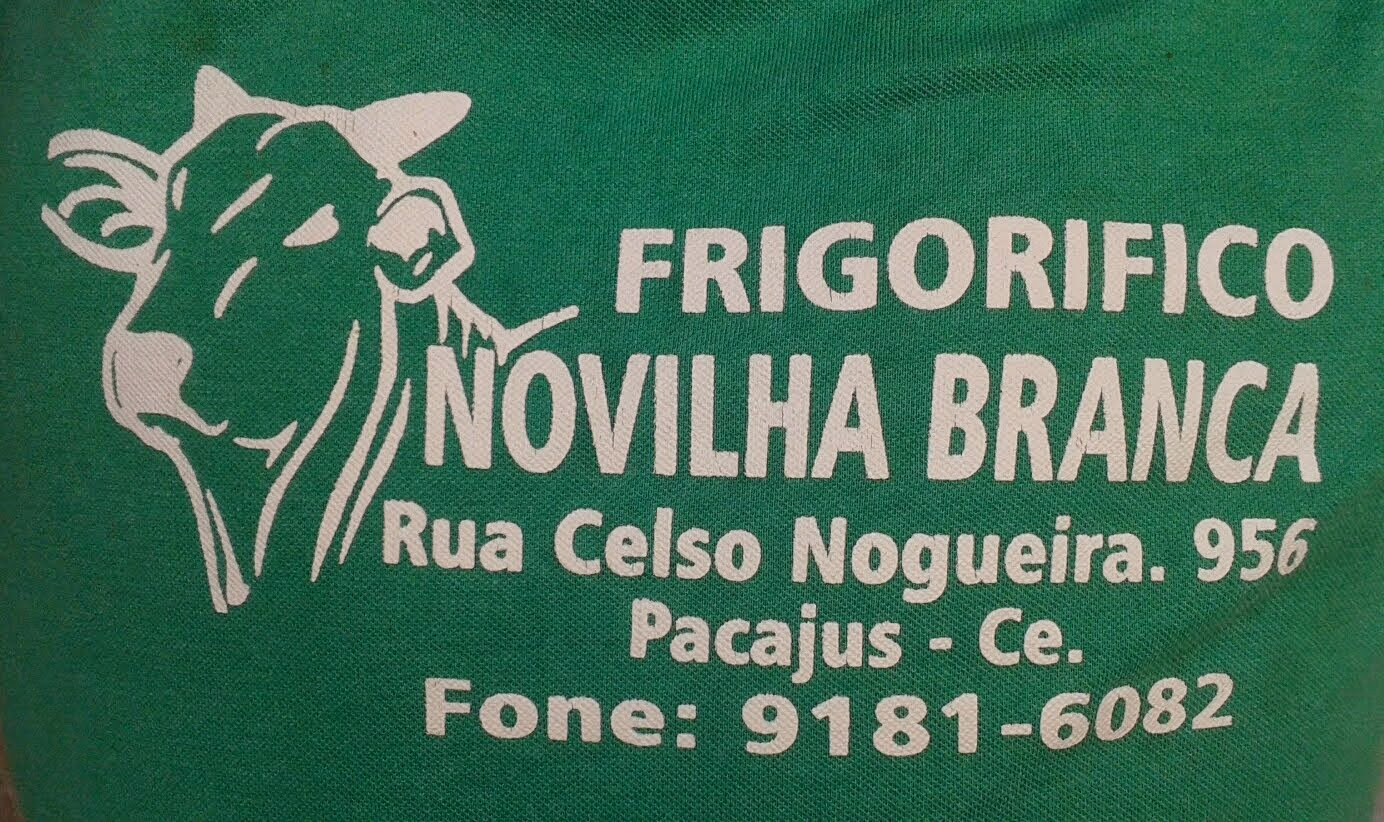 FRIGORÍFICO NOVILHA BRANCA