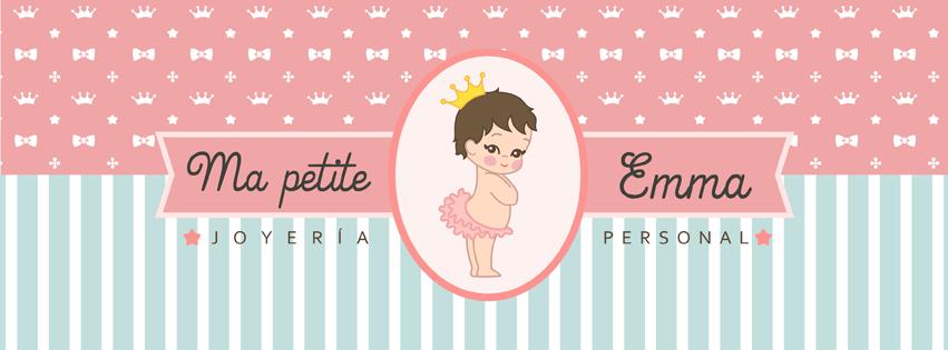 Redesign logo Ma Petite Emma / Rediseño de logotipo Ma Petite Emma