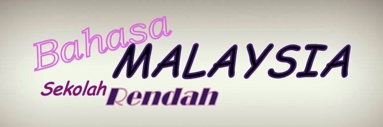 Bahasa Malaysia Sekolah Rendah.