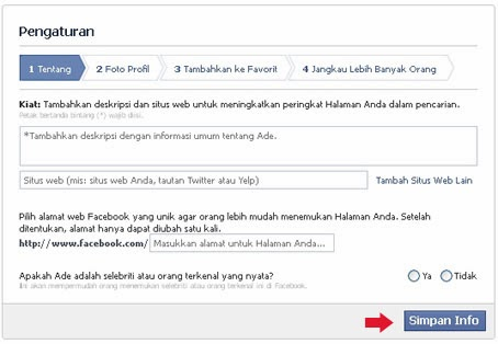 Cara Memasang Facebook Like Box