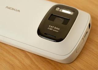 Nokia EOS Disenjatai Kamera 41 Megapixel