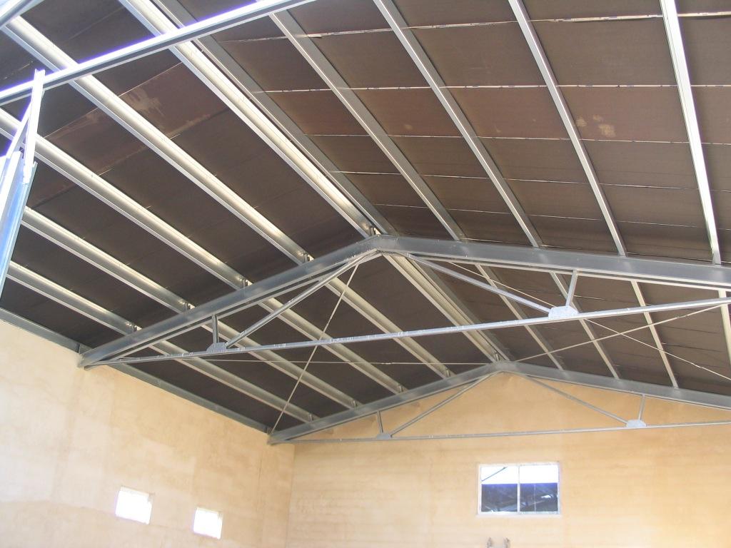 Empresas constructoras de naves prefabricadas consejos for Casetas metalicas baratas