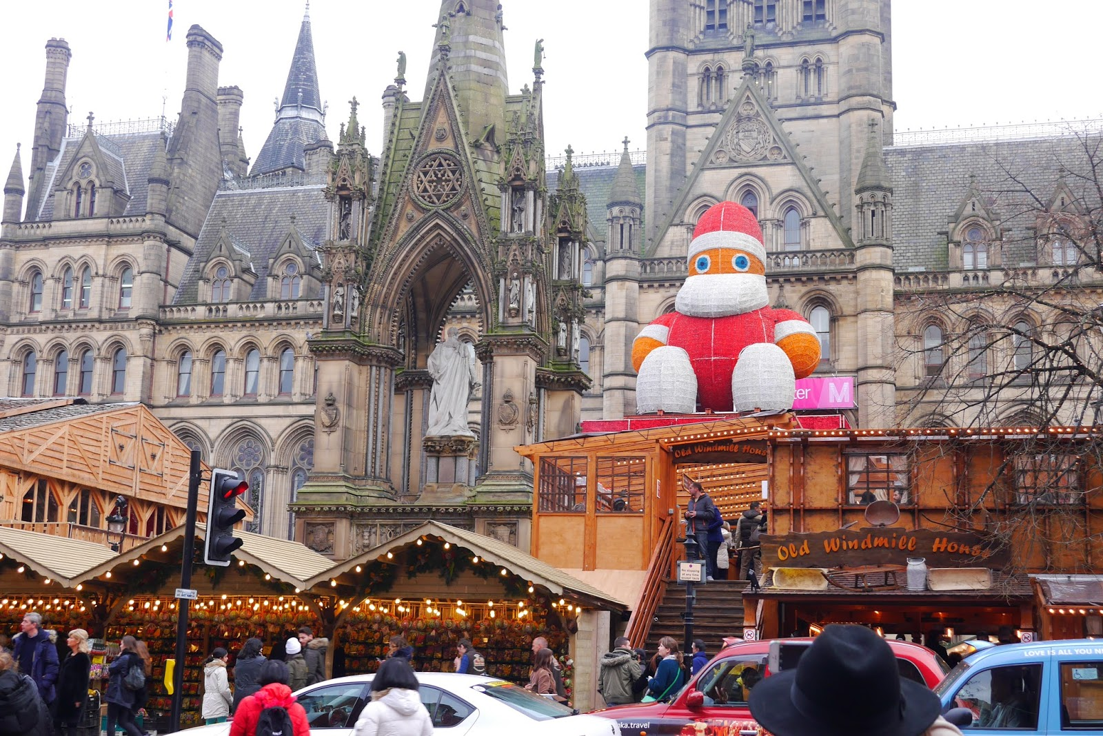 The Manchester Christmas Markets - Inthefrow