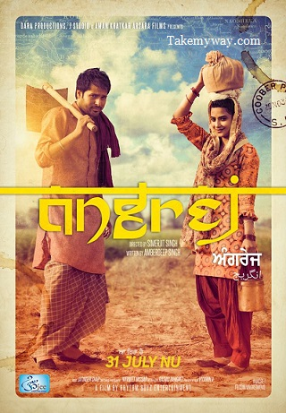 Angrej (2015) Punjabi Movie Download