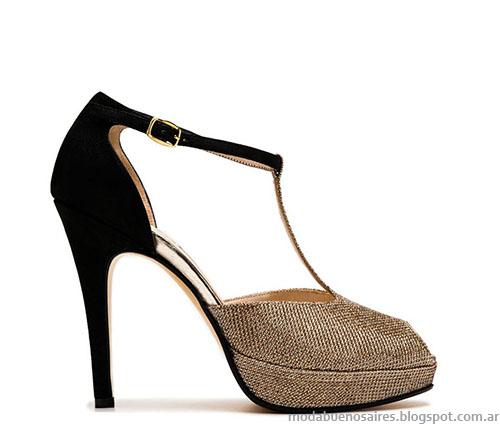 fotos de zapatos de fiestas - Fotos de zapatos elegantes para mujer Tidebuy
