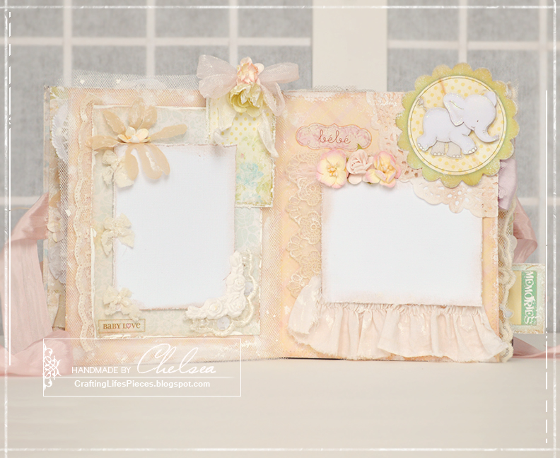 Crafting Lifes Pieces: Sugar & spice & everything nice - Shabby ...