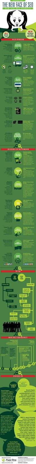 Infografía SEO 2013