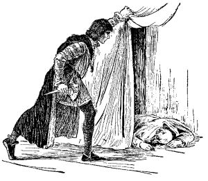 how william shakespeare influence the audiences response to the character of hamlet William shakespeare the english  hamlet fascinates audiences with his ambivalence about revenge and the uncertainty over how much  shakespeare, william.