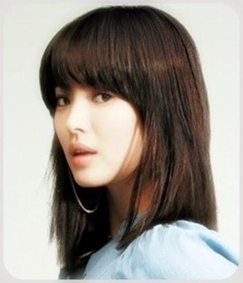 Foto Model Rambut Pendek Sebahu