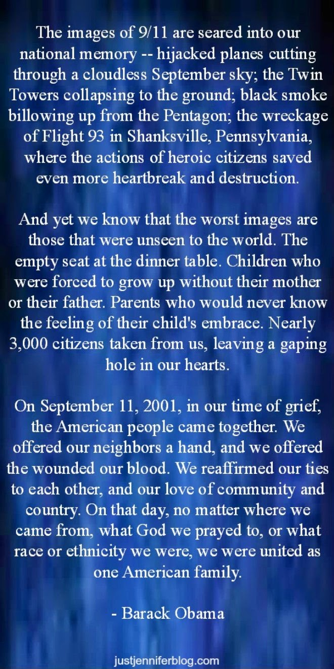 September 11 Nice Quotes