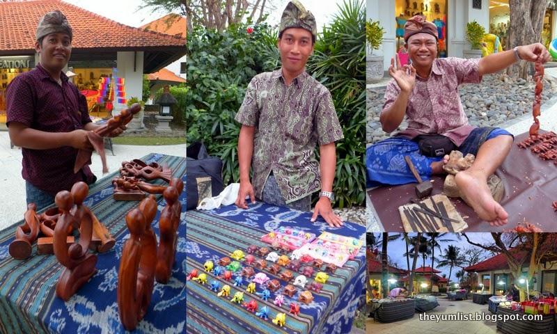Pasar Senggol, Grand Hyatt Bali, Nusa Dua