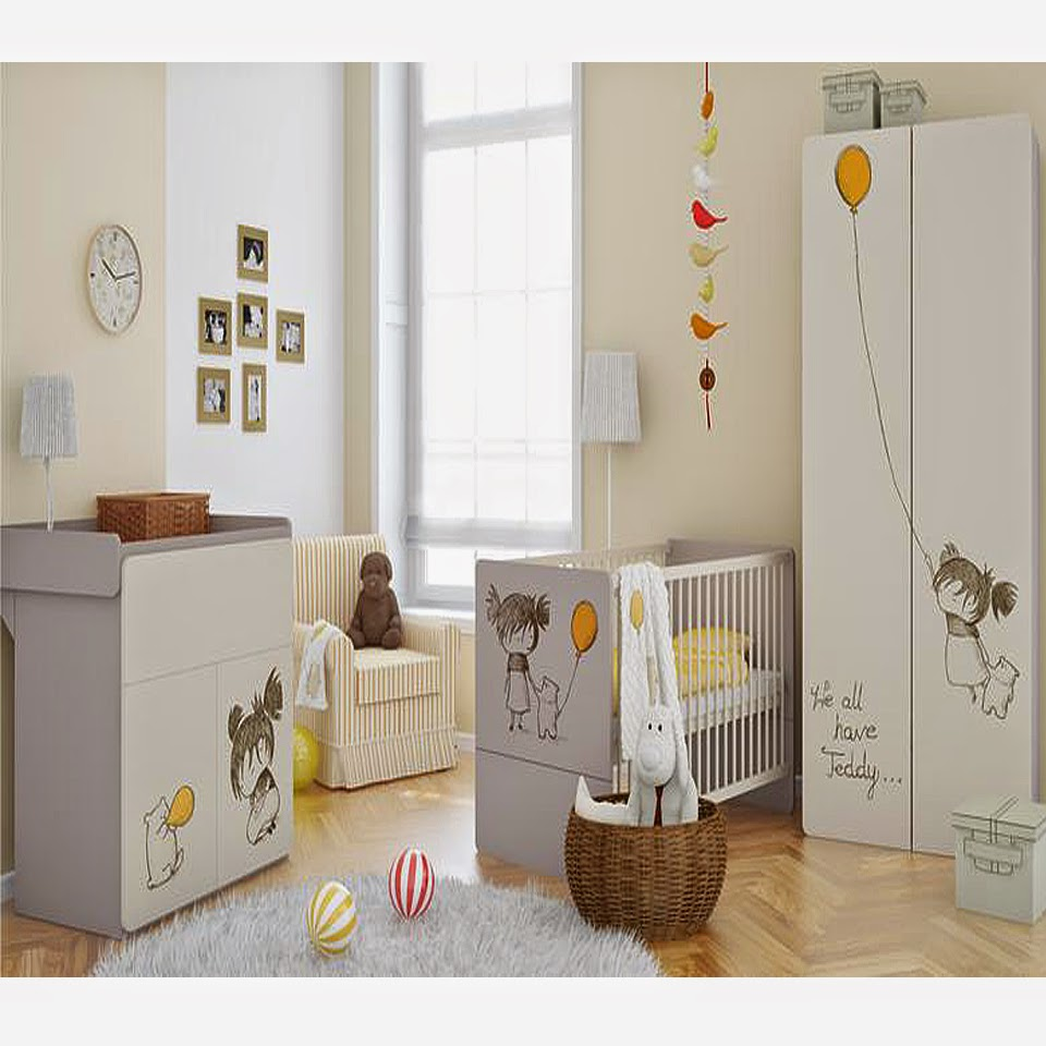 Nursery Furniture Set Deals By Petite Dreams