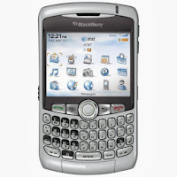 BlackBerry Smartfren 8330 – 96 MB – Abu-abu