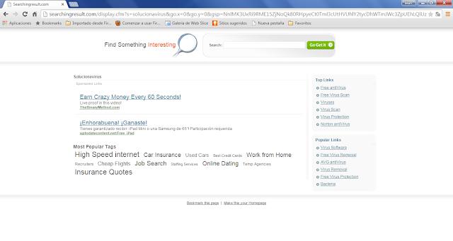Searchingresult.com Resutls
