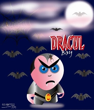 """Dracul Boy""- Personaje para Video Game"