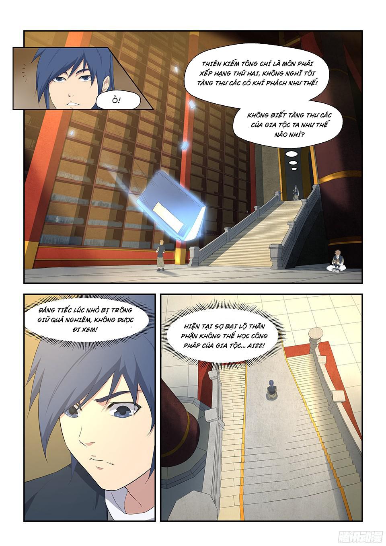 Kiếm Nghịch Thương Khung Chapter 12 - BigTruyen.net