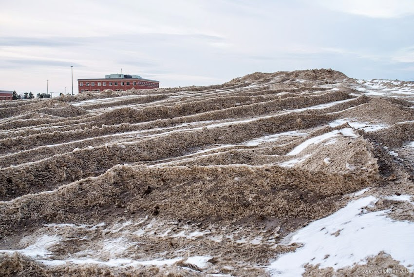 Portland, Maine Winter March 2015 Bayside Glacier photo by Corey Templeton