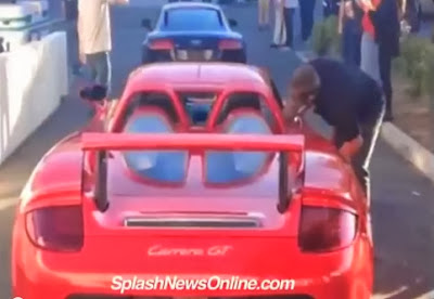 Video de Paul Walker 30 minutos antes de falecer
