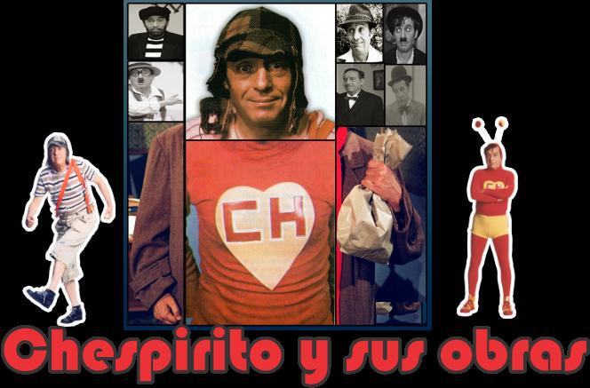 chespirito y sus obras