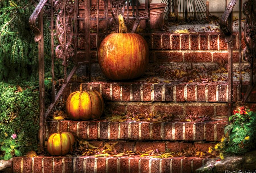 Autumn Pumpkin Autumn Posters Picture