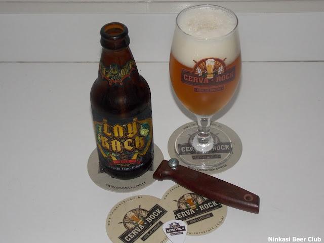 Lay Back Beer - Pack de Julho Cervarok