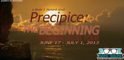 Precipice Beginning Blog Tour