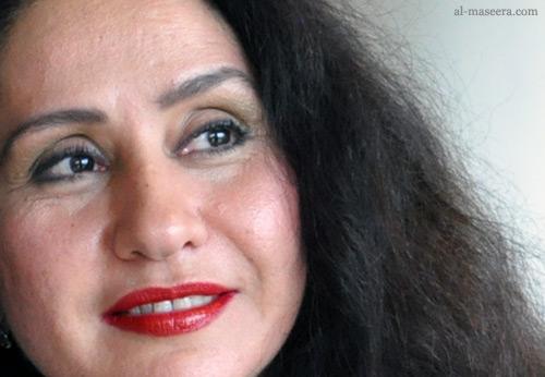 الروائية السعودية رجاء عالم
