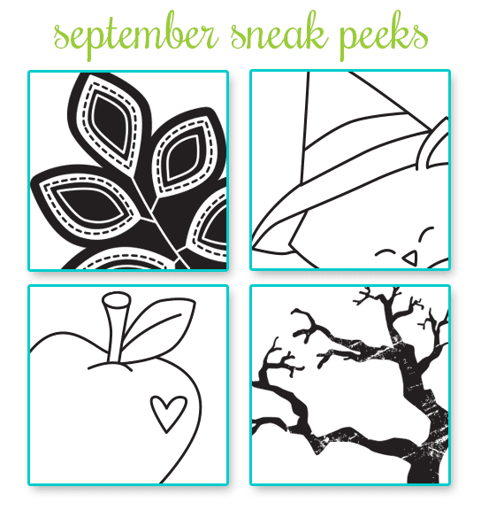 Newton's Nook Designs - September 2014 Release