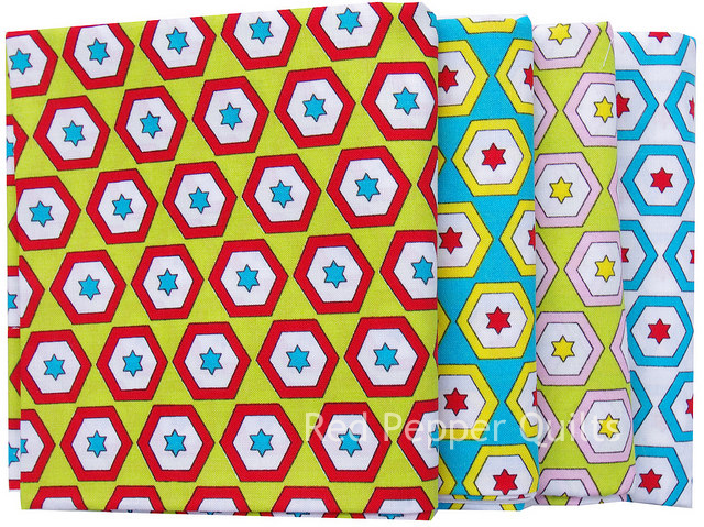 Backyard Circus by Jodie Carleton | Red Pepper Quilts