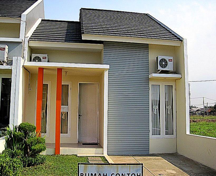 Warna Cat Desain Rumah Minimalis Type 36  Arsitek Rumah