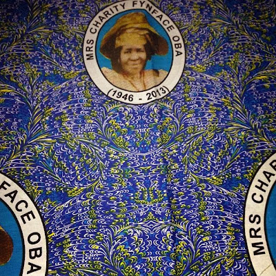 aso ebi patience jonathan mother burial