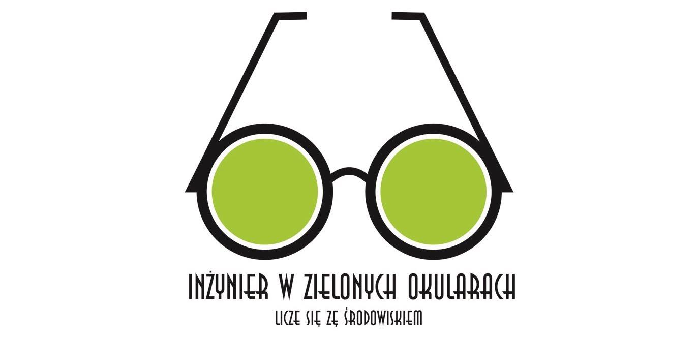 Inżynier w zielonych okularach
