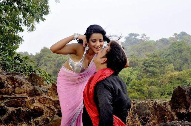 Monalisa and Ravi Kishan Rakht Bhoomi Release on  5th June, 2015