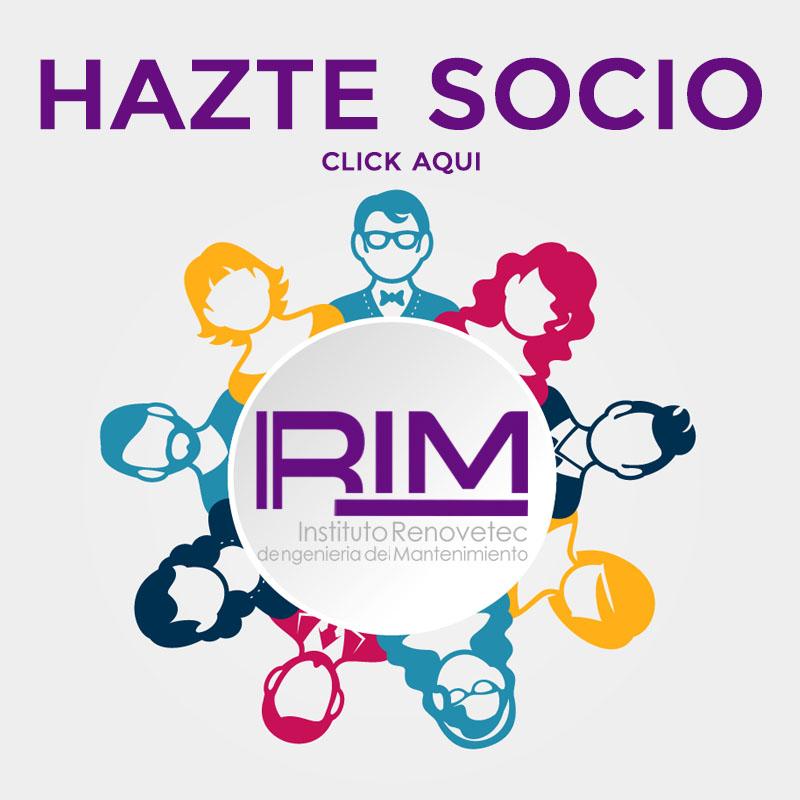 Hazte Socio IRIM