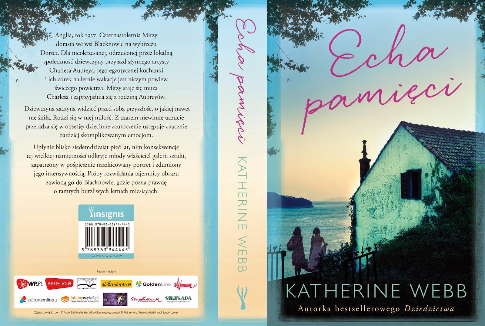 Nowa, porywająca powieść świetnie przyjętej w Polsce Katherine Webb, autorki bestsellera Dziedzictwo.