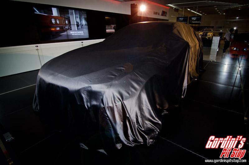 Gordini\'s Pit Stop: BMW M5 Concept Unveiling