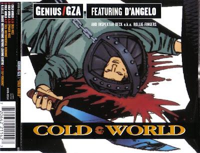 GZA – Cold World (CDM) (1995) (320 kbps)