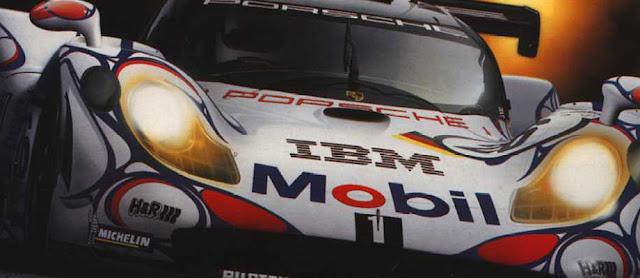 Evento resistencia Factor-r Porsche GT1