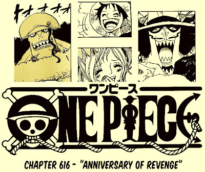 One Piece 616 Manga One Piece Raw Scans One Piece Confirmed Spoilers