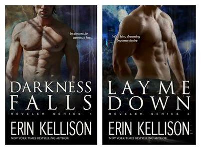 Fang Tastic Fiction Erin Kellison Reveler Series