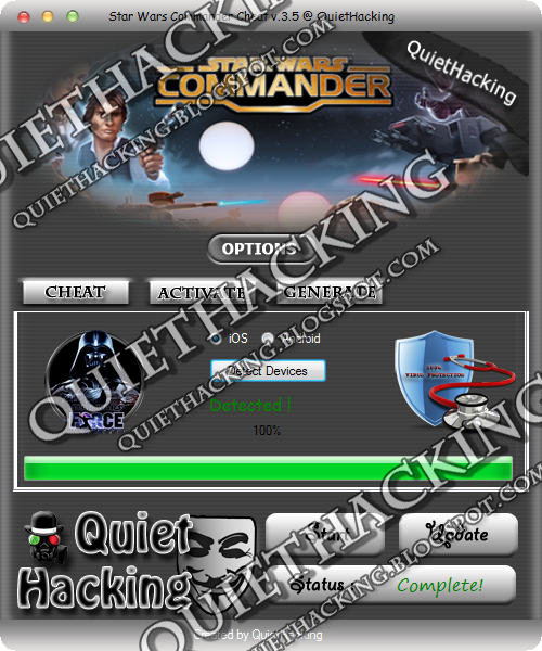 Star Wars Commander Cheats for Android,Iphone and PC ...